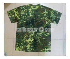 Men's Camouflage T-Shirts - Image 4/5