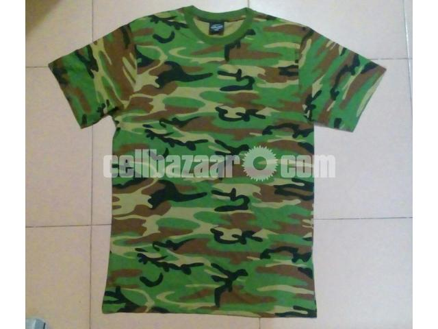 Men's Camouflage T-Shirts - 5/5