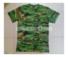 Men's Camouflage T-Shirts - Image 5/5