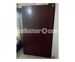 Otobi Three Door Cupboard