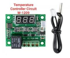 Temperature Controller  Model no: W-1209