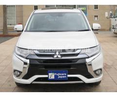Mitsubishi Outlander Plug-in Hybrid 2.0 PHEV