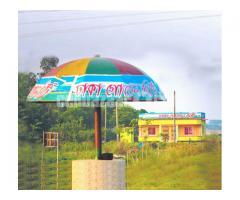 ৬০/৭২ কিস্তিতে ২.৫ কাঠা প্লট @ কেরানীগঞ্জ