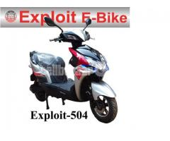 Electric Bike - Exploit-504