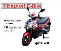 Exploit - WD, Electric Bike