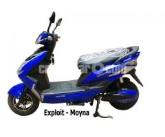 Electric Bike - Exploit-Moyna