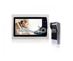 Video Intercom System Support SD Card