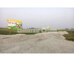 আকর্ষনীয় দামে ২.৫ কাঠা প্লট @কেরানীগঞ্জ