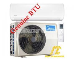 MIDEA 1.0 Ton Genuine BTU Split Type AC