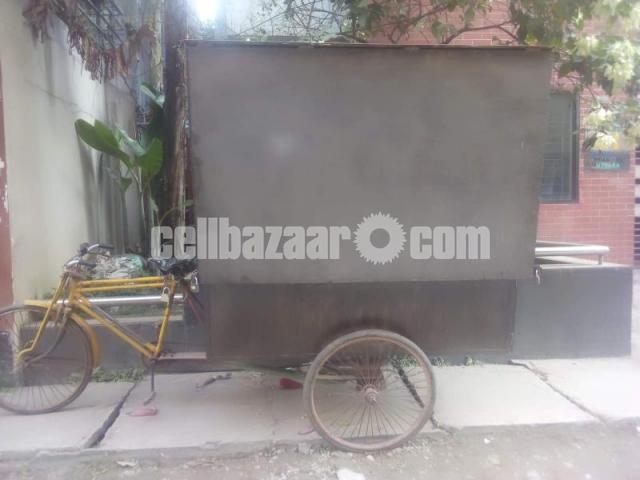 Food cart van for sell - 3/3