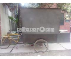 Food cart van for sell - Image 3/3