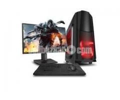 """Exclusive Offer! Core i3 pc with 17"""" LED"""