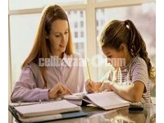 Original English Medium tutor are available - 2/2