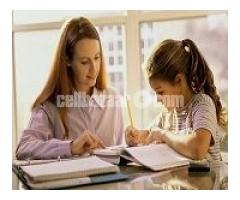 Original English Medium tutor are available