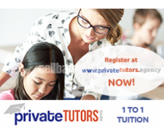 top English Medium tutor are available
