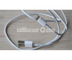 iphone 6s+ lightening cable 100 percent original