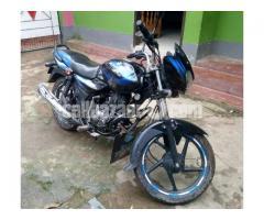 Discover 125cc 2016 no problem my bike. urgent mony.
