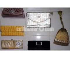 Ladies Hand / Vanity Bag (6 bag )
