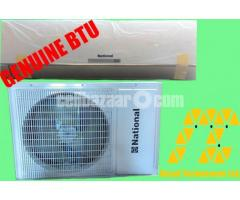NATIONAL 2 TON SPLIT AC with copper pipe Malaysia
