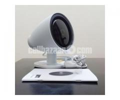 Philips Infrared Heat Lamp for Effective Pain Relief and Physiotherapy - 150 Watt, Made in Hungary