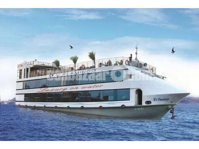 Luxury Cruiser Trip to Sundarban - 1/3