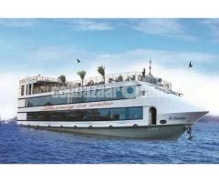 Luxury Cruiser Trip to Sundarban