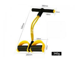 Pedal exercise body trimmer