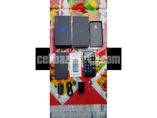 Samsung Galaxy S8 4GB/64GB New Original - 3/5