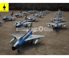 F-7BG (Model Aircraft)