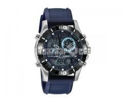 WW0112 Original Fastrack Analog Digital Watch 38035SP02