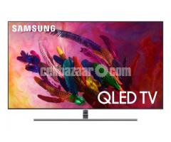 "Samsung 75"" Class Q7F QLED 4K Boundless Design Smart TV BEST PRICE IN BD"