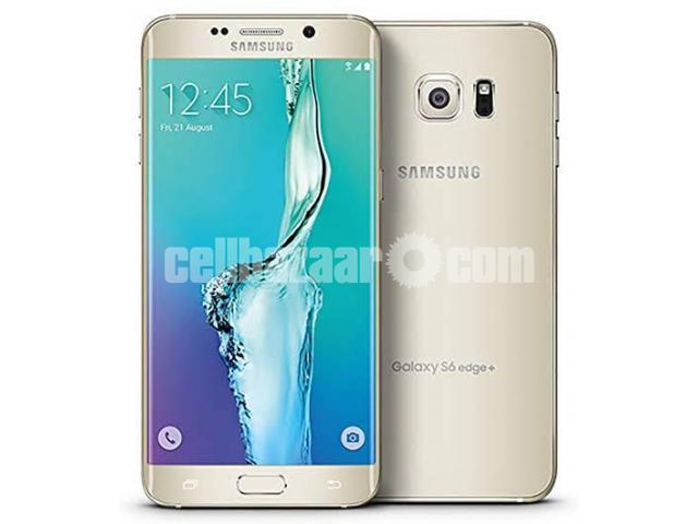 Samsung s6 edge plus - 1/5