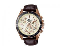 WW0117 Original Casio Edifice Chronograph Watch EFR-552GL-7AV