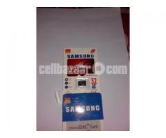 Samsung  original 32GB memory  card