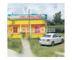 ২০০০০ টাকা বুকিং মানিতে ৪.৫ কাঠা প্লট @ কেরানীগঞ্জ