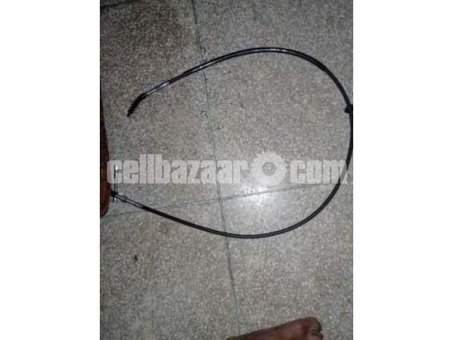 Car Clutch Cable - 3/4