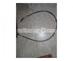 Car Clutch Cable - Image 3/4