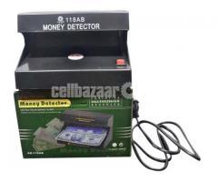 AD-118 AB Electronic Money Detector