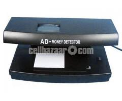Multi- Function Forged and counterfeit Money Detector
