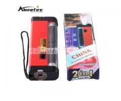 Portable ultra violet flashlight for cat urine detector uv light money detector
