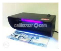 Money Detector, UV Detector, Cash Detector