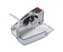 Portable bill counter machine mini handy currency cash money counter counting machine