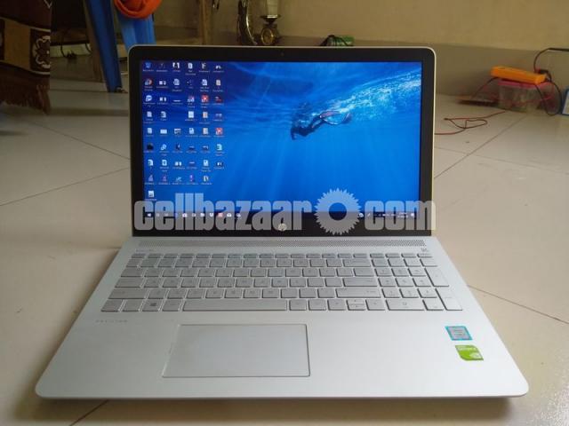 6 month used hp laptop in Bogra - 3/5