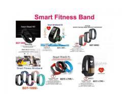 Smart Watch Tracker M3, M4, S2, F1, I5Plus, Smart Heart Band