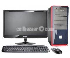 CPU + Monitor_Total Computer Warranty