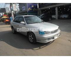 Toyota Corolla SE.Saloon 1998/02