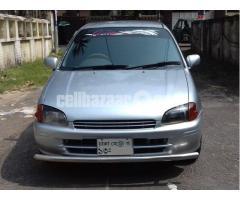 Toyota Starlet Reflet 1996/01