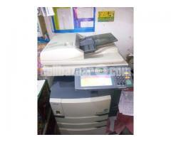 Photocopy Machine Toshiba 452 Digital