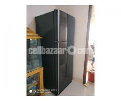 SHARP Refrigerator 400 Litres 17 cft SJ-EK35S