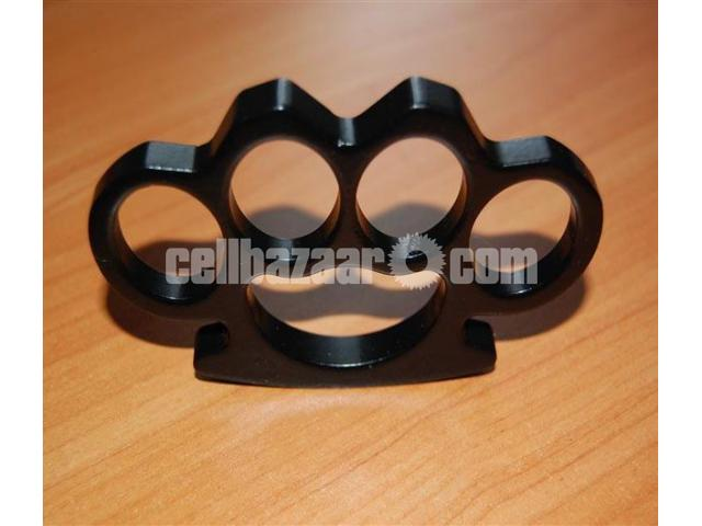 ... Self-defense Metal Punch Ring   Fist Ring   Knuckles - 2 3 ... 6f444f61a172